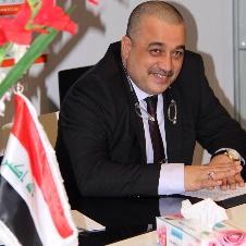 الاستاذ المساعد الدكتور أسعد محمد علي العواد